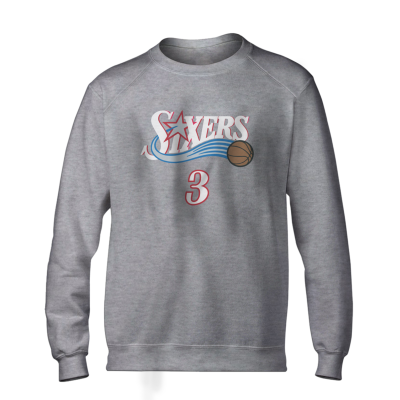 Sixers Allen Iverson Basic
