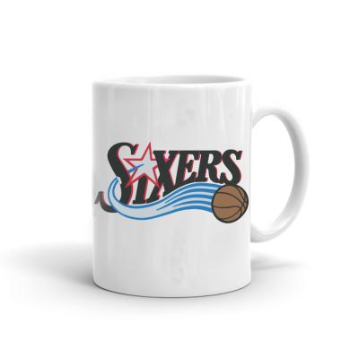 Sixers Allen Iverson Mug