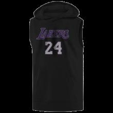 Kobe Bryant Hoodie ( Sleeveless )