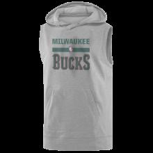 Milwaukee Bucks Hoodie ( Sleeveless )