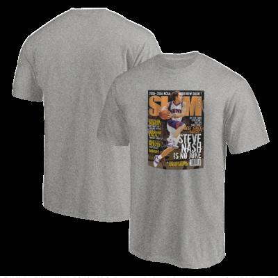Steve Nash Slam Tshirt