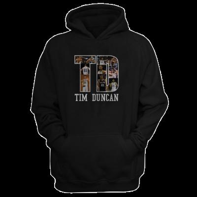 Tim Duncan Hoodie