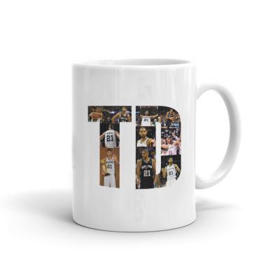 Tim Duncan Mug