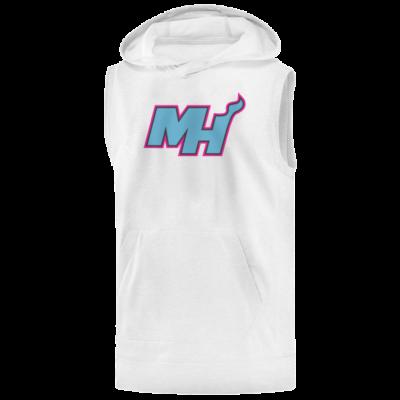 Miami Heat Hoodie ( Sleeveless)