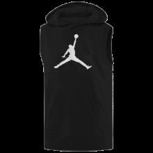 Air Jordan Hoodie ( Sleeveless )