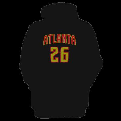 Atlanta Hawks Kyle Korver Hoodie