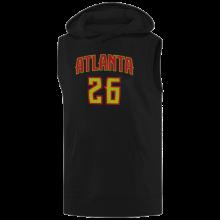 Atlanta Hawks Kyle Korver Hoodie ( Sleeveless )