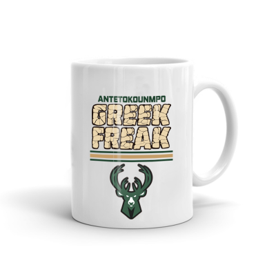 Milwaukee Bucks Mug