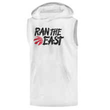 Ran The  East Hoodie ( Sleeveless )