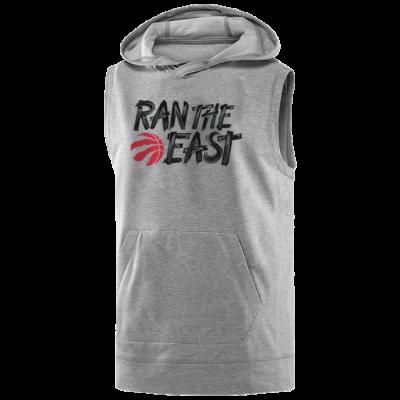 Ran The  East Hoodie ( Sleeveless )