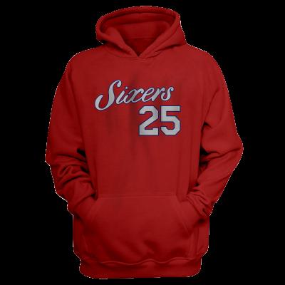 Philadelphia 76ers Simmons Hoodie