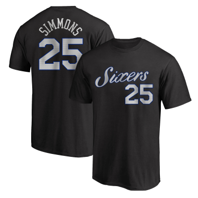 Philadelphia 76ers Simmons Tshirt