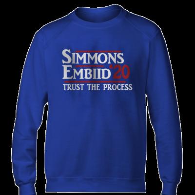 Philadelphia 76ers Trust The Process Basic