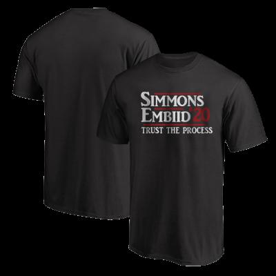 Philadelphia 76ers Trust The Process Tshirt
