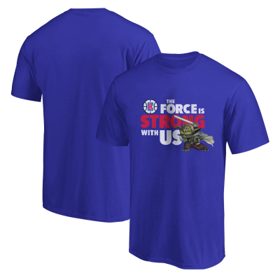 L.A. Clippers JEDI Tshirt
