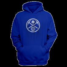 Denver Nuggets Logo Hoodie