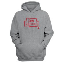 Chicago I Love This Team  Hoodie