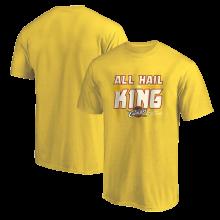 Cleveland Cavaliers All Hail King L.J Tshirt