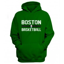Boston Basketball Hoodie