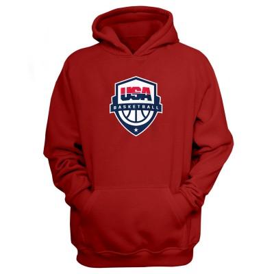 USA Basketball New Logo Hoodie