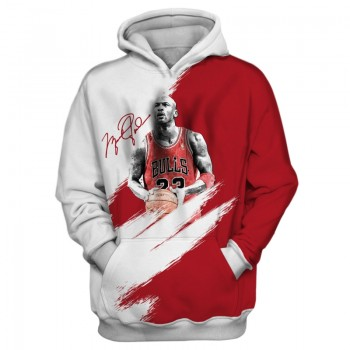 Michael Jordan 3D Hoodie